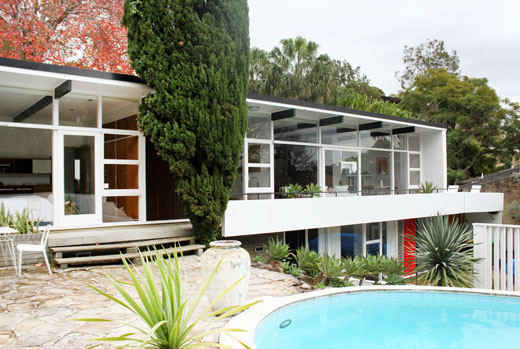 Tim ross and family the design files australia 39 s most for Beach house designs melbourne
