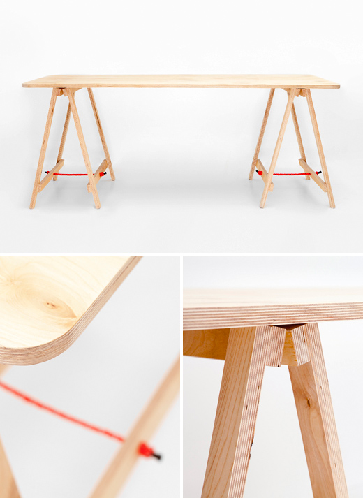 The Tressel Table Co The Design Files Australia S